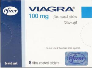 Viagra - najznámejšia tabletka na liečbu erektilnej dysfunkcie.
