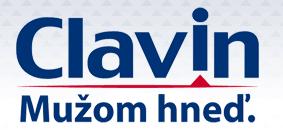 Príbalový leták Clavin original
