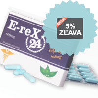 Zľava na E-rex24! -5% z celého nákupu