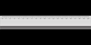 Priemerná dĺžka stoporeného penisu je 12 - 19 cm