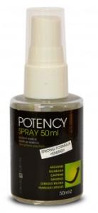 Spray má rovnaké zloženie ako gél na potenciu