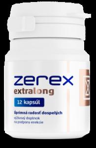 Cena Zerex Extralong na oddialenie predčasnej ejakulácie