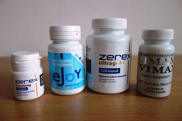 Recenzie tabletiek na podporu erekcie bez lekárskeho predpisu