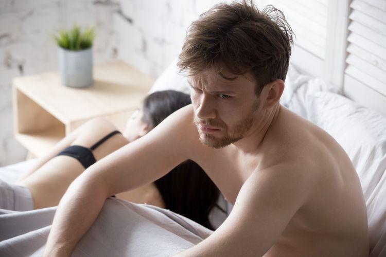 Problém s predčasnou ejakuláciou