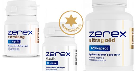 ZEREX – recenzie, skúsenosti a zloženie