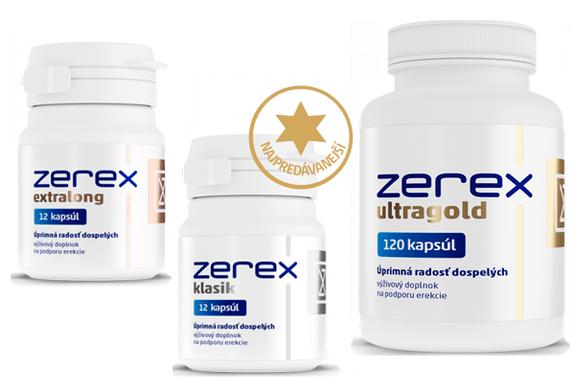 Najlepší produkt ZEREX
