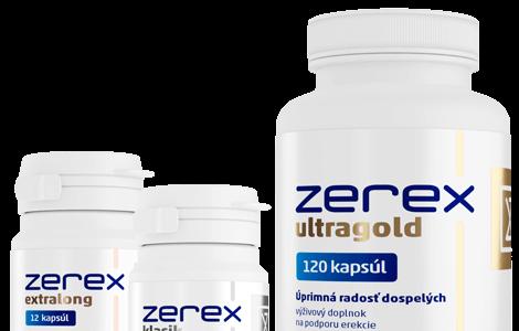 Nové zľavy na Zerex! Nakupujte lacnejšie až o -20%! Zľavové kupóny TU!
